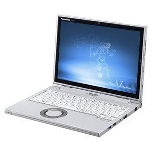 12.0型 ノートパソコン Let's note XZシリーズ シルバーLet's 2019年 夏モデル(Core i5/メモリ 8GB/SSD 256GB/Office H&B 2019) CF-XZ6KDCQR パナソニック(Panasonic) Panasonic CFXZ6KDCQR