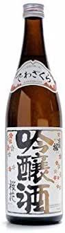 出羽桜 桜花 吟醸酒 720ml 【山形県】