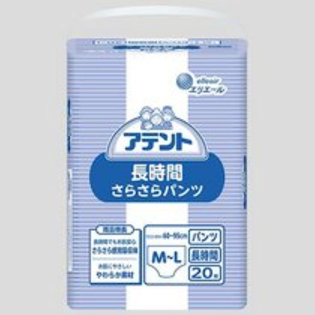 七時半チャペル適格大王製紙 アテント 長時間さらさらパンツ M-L 1セット(60枚:20枚×3パック)