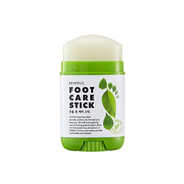 EUNYUL 十分な保湿と肌の調整のためのナチュラルフットケアスティック, Natural Foot Care Stick for Sufficient Moisturizing & Skin Arrangement,...