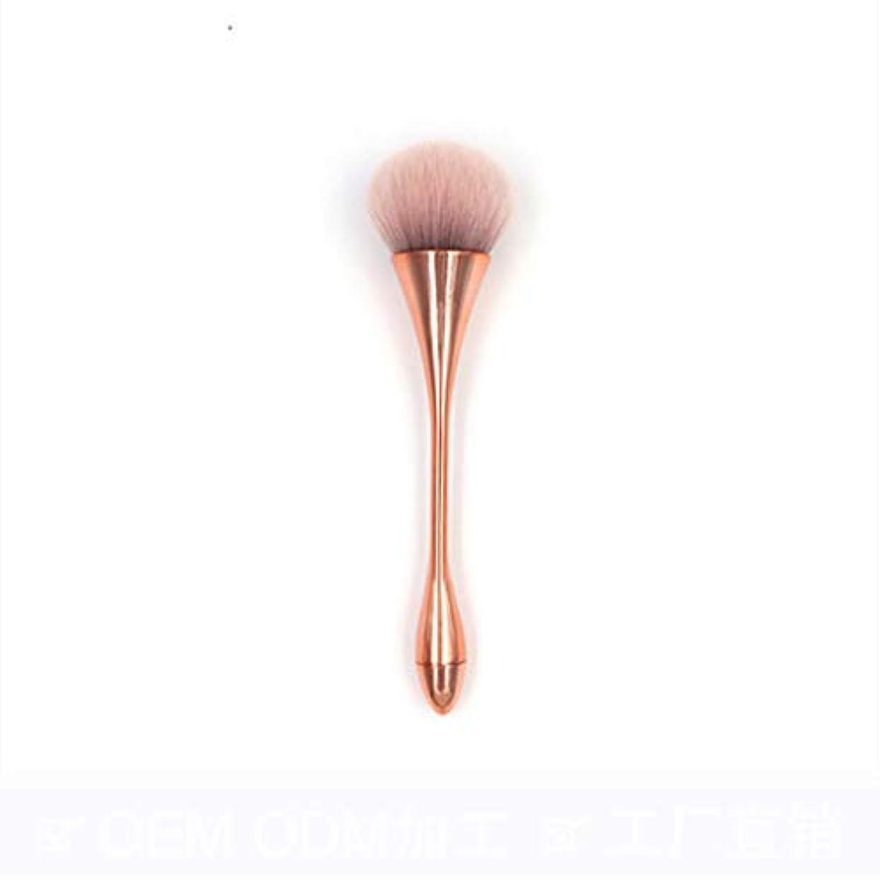 製油所焦げスラダムシングル美容ブラシ化粧ブラシ化粧道具アイシャドウブラシ