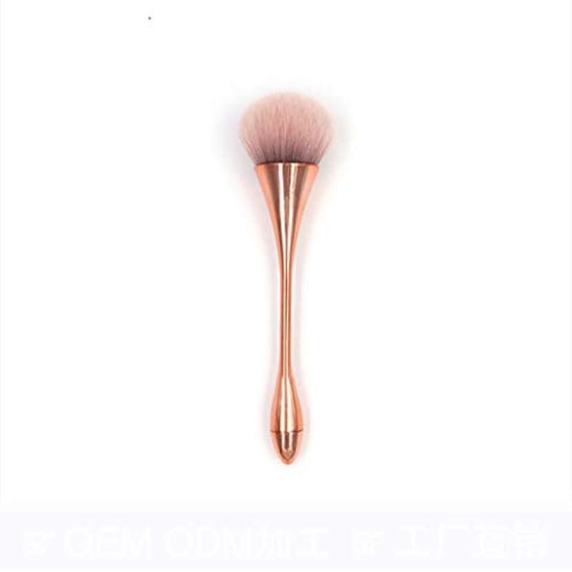 暗黙同種の飼料シングル美容ブラシ化粧ブラシ化粧道具アイシャドウブラシ