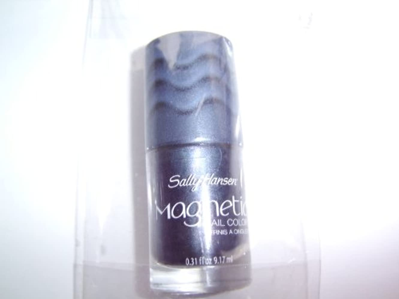 デンプシー柔らかさアレイSALLY HANSEN MAGNETIC NAIL COLOR #906 IONIC INDIGO