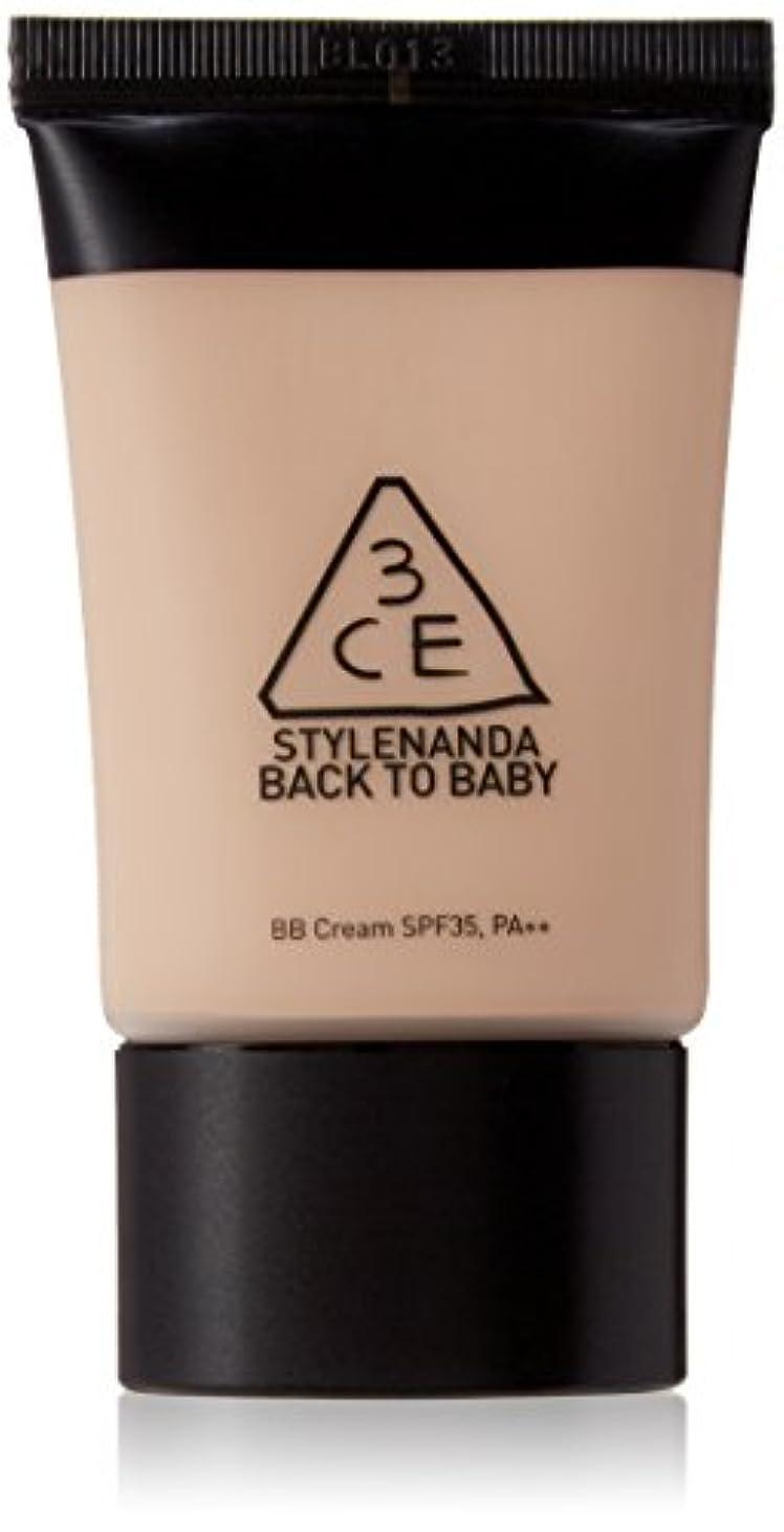 悪意のある創造一晩『3CE?STYLENANDA』バックトゥベビー BBクリーム(SPF35,PA++)