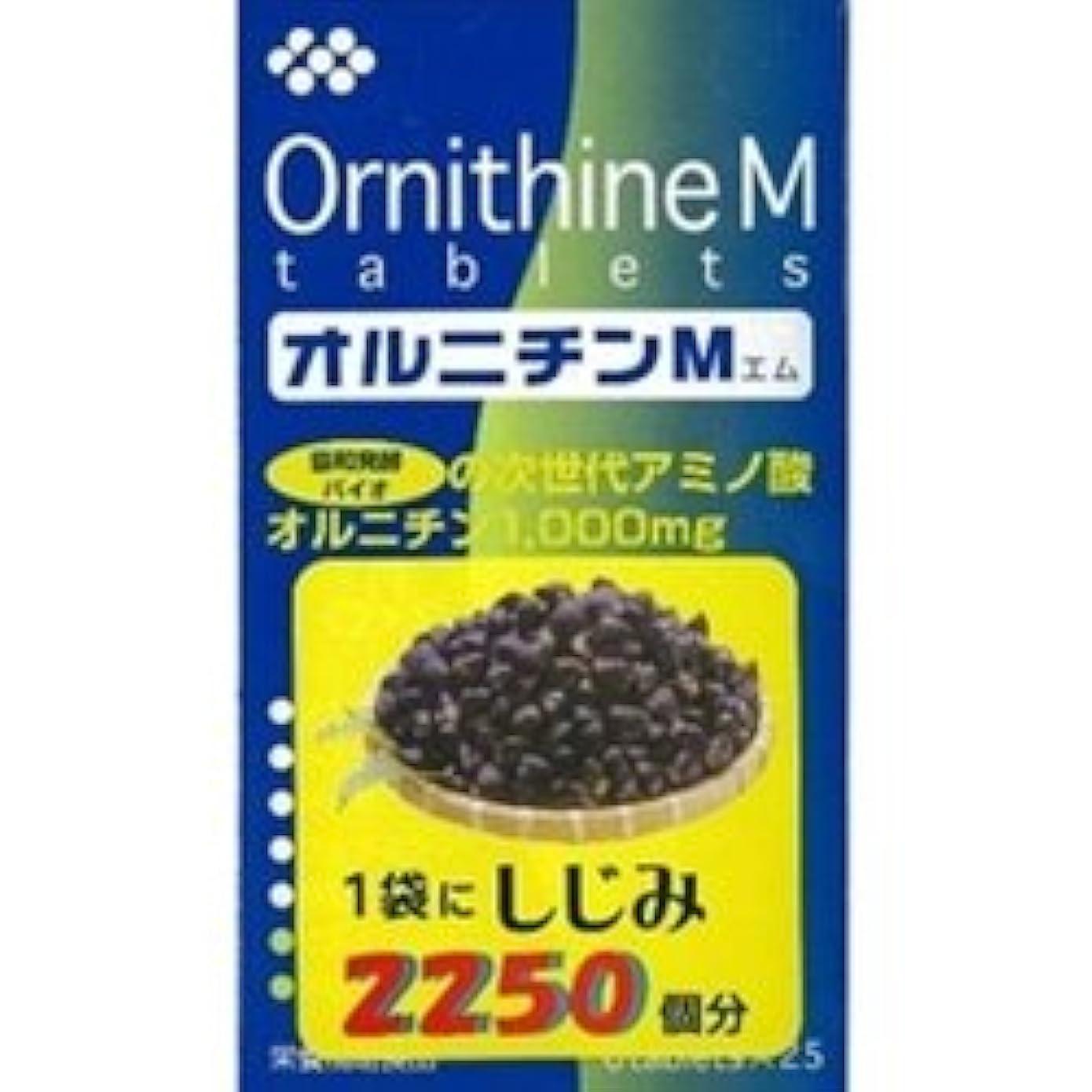 永久雑品共同選択〔協和発酵〕オルニチンM 6粒×25包