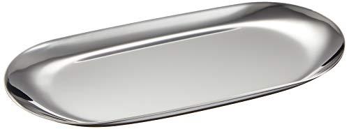 ベロス ステンレス オーバルトレー L CA-157241 シルバー