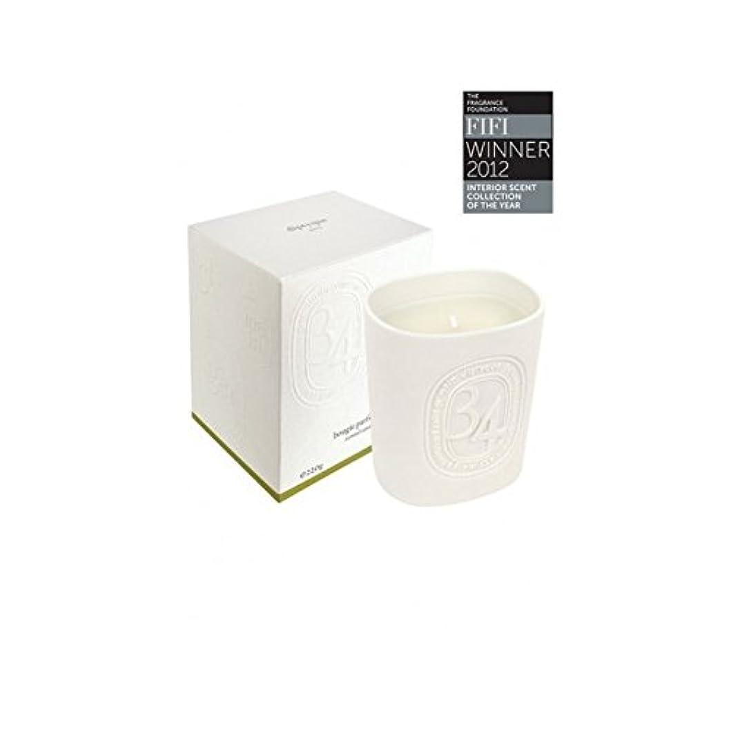 遮るサーキットに行く共和国Diptyque Collection 34 Boulevard Saint Germain Candle 220g (Pack of 2) - Diptyqueコレクション34大通りサンジェルマンキャンドル220グラム...