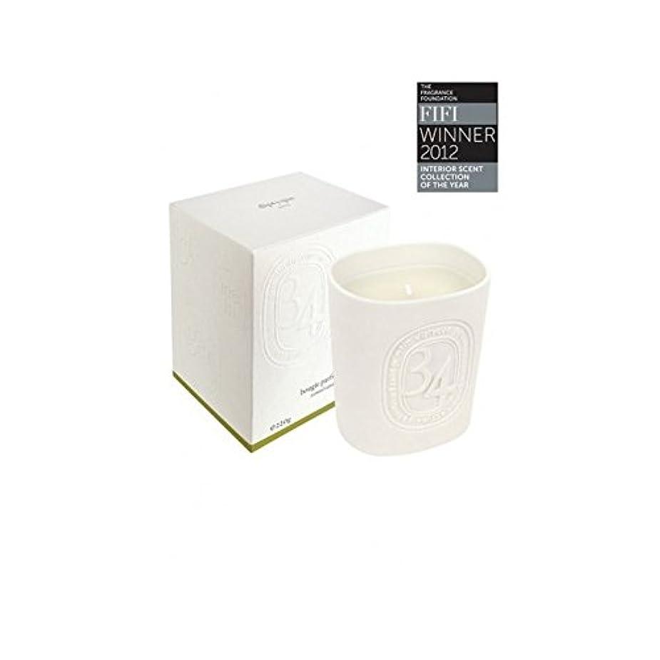 染色軽量テクスチャーDiptyque Collection 34 Boulevard Saint Germain Candle 220g (Pack of 2) - Diptyqueコレクション34大通りサンジェルマンキャンドル220グラム...