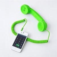 イデアインターナショナル Native Union POP PHONE - RETRO HANDSET ネオングリーン MMPOP-NGR