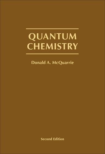 Download Quantum Chemistry 1891389505