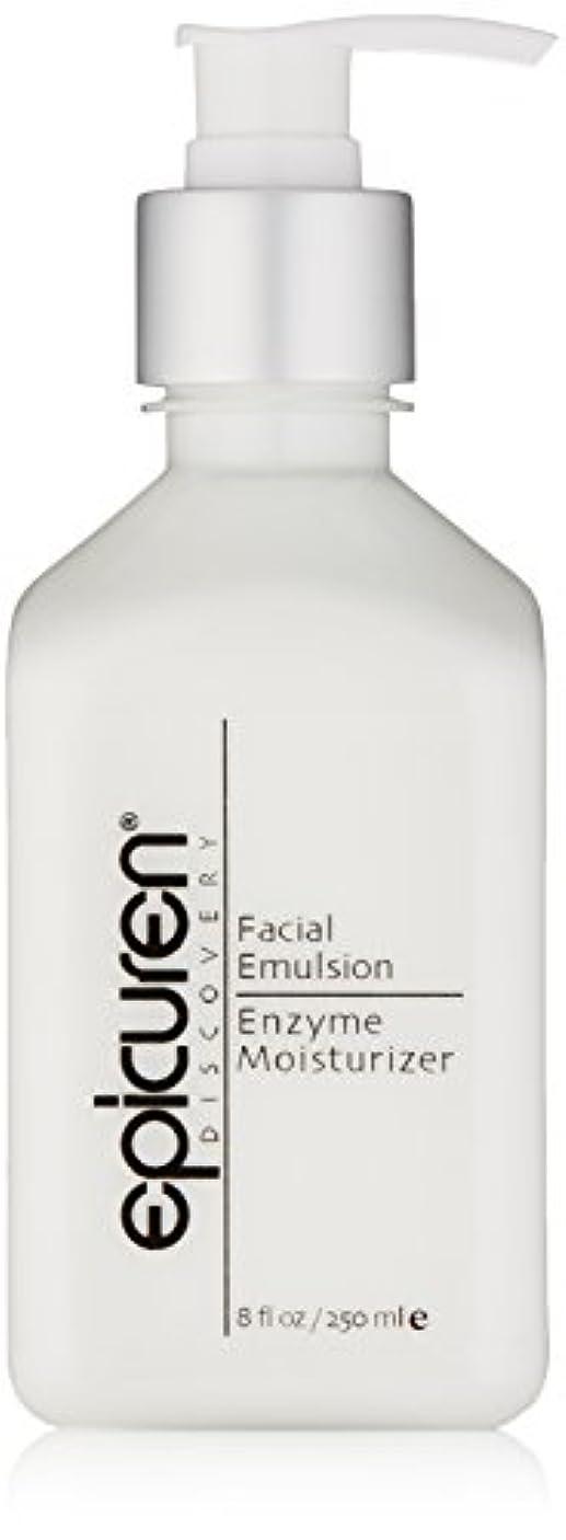 テープ優先権ほとんどの場合Epicuren Facial Emulsion Enzyme Moisturizer - For Normal & Combination Skin Types 250ml/8oz並行輸入品