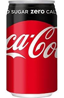コカ・コーラ ゼロ 350ml ×24本