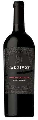 カーニヴォ5本+グラスor monteクーポンの6点セット、肉専用黒ワイン