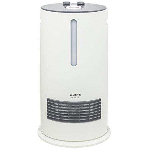 山善(YAMAZEN) セラミックヒーター(1200W/600...