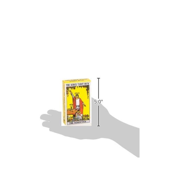 The Rider Tarot Deckの紹介画像3