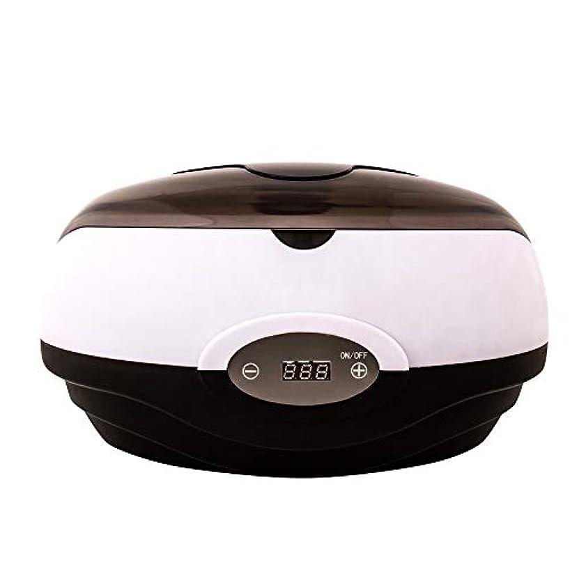 に話す周術期解釈するワックスヒーター電子温度制御パラフィンスキンケア手ワックスマシンバスタブワックス鍋ワックス美容院機器用ホームとサロン