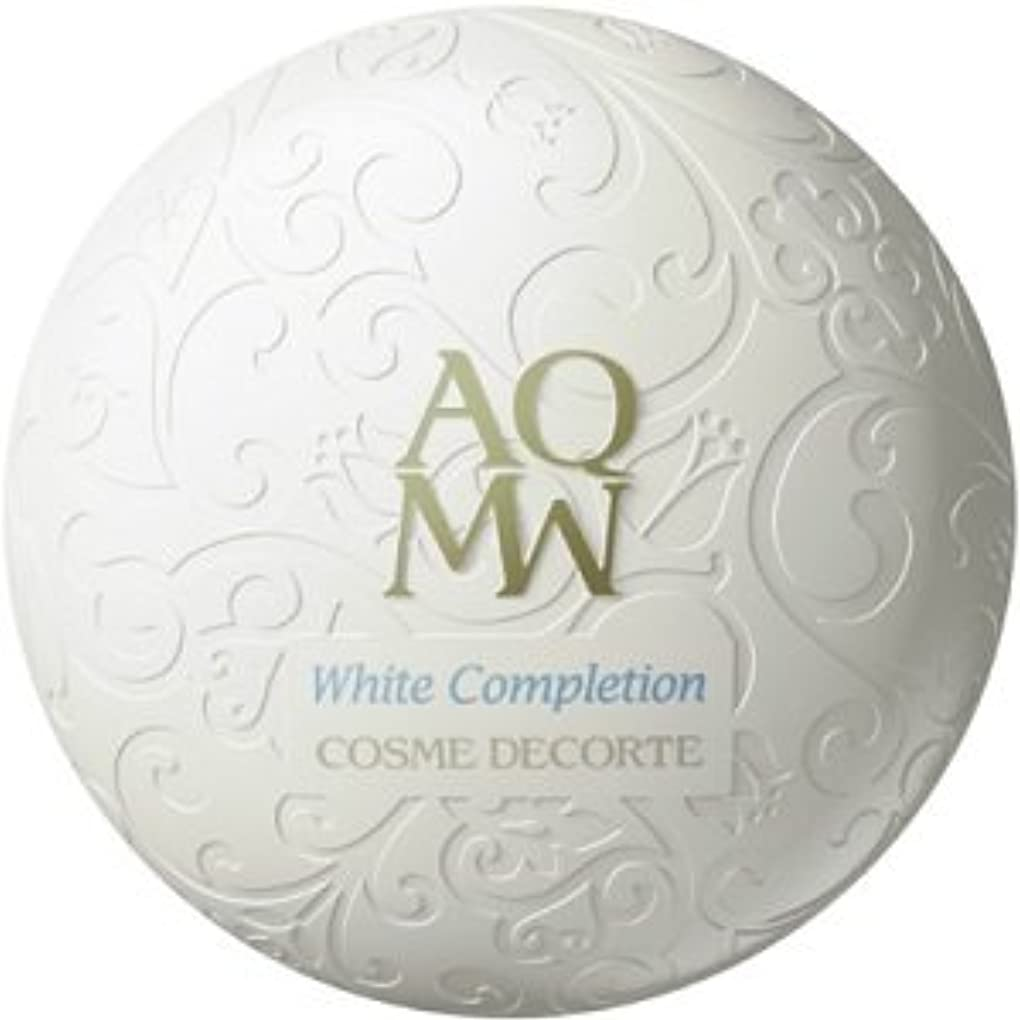 秀でるスタンド自明コスメデコルテ AQMW ホワイトコンプリーション 25g