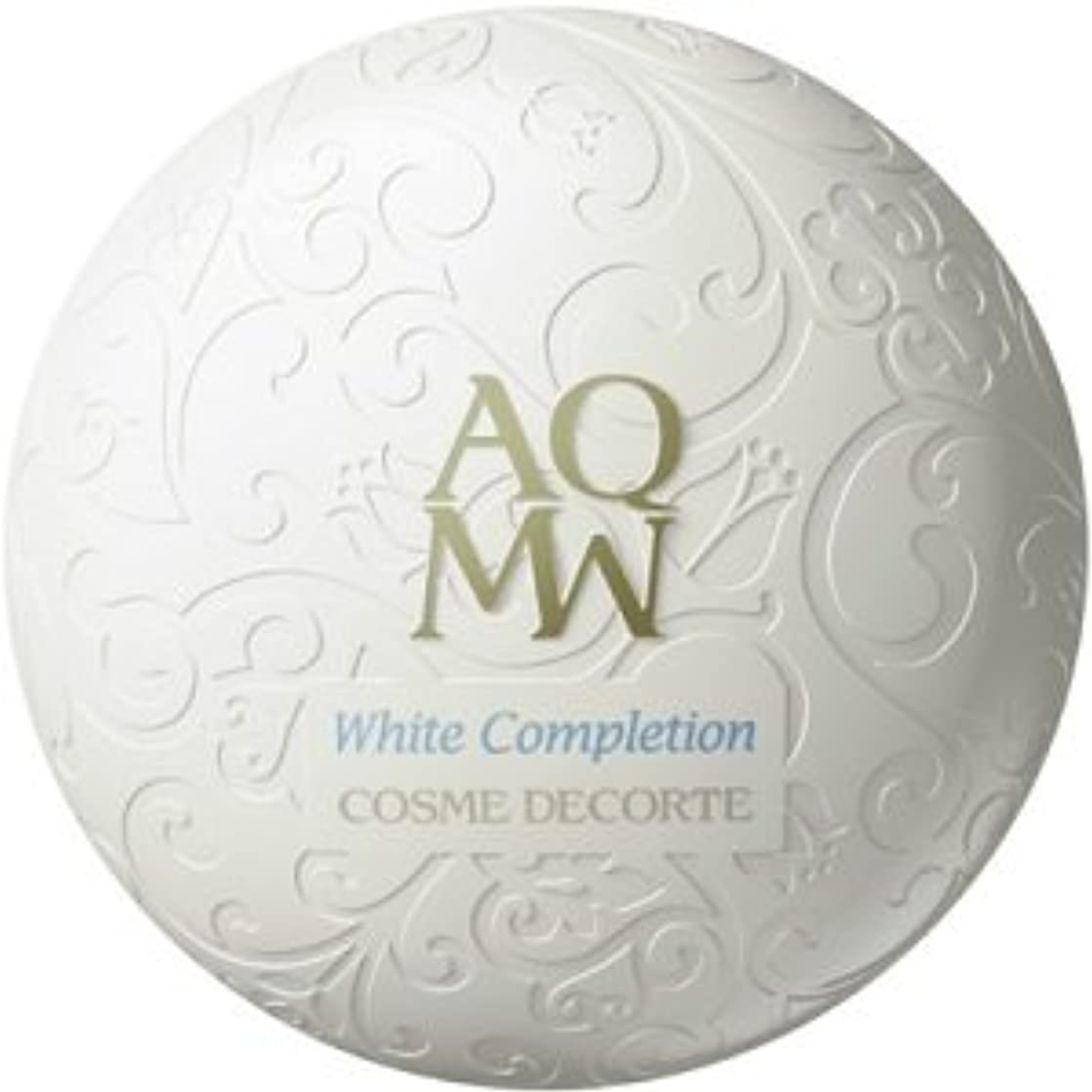 識字長くする解決するコスメデコルテ AQMW ホワイトコンプリーション 25g