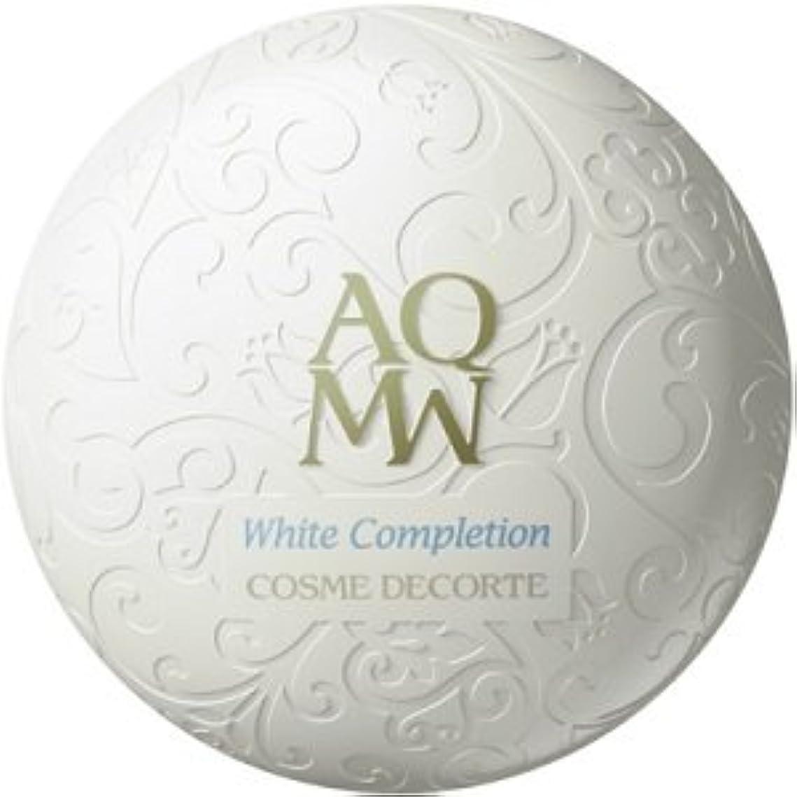 チャネルパンフレットピンチコスメデコルテ AQMW ホワイトコンプリーション 25g