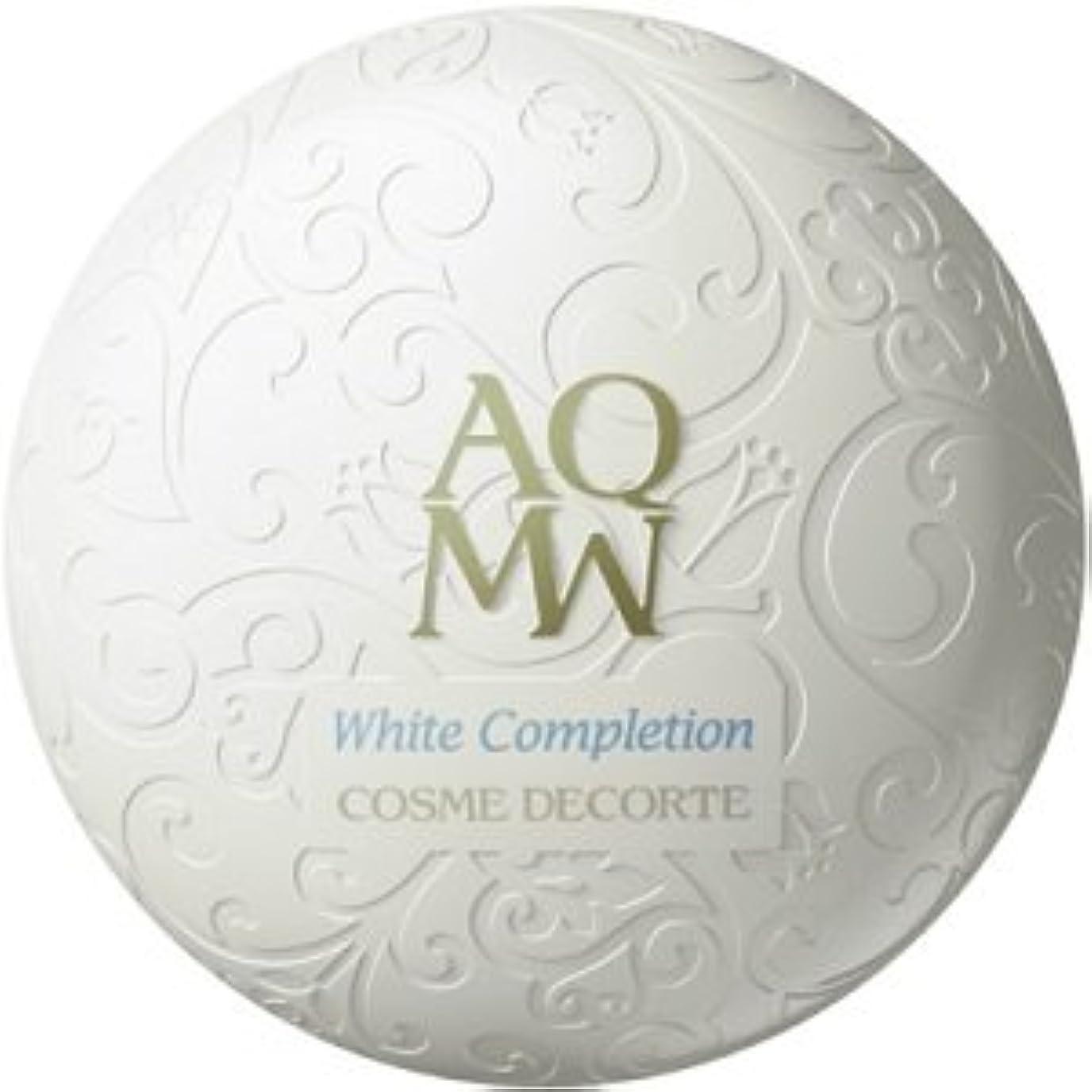 ひどく積分予見するコスメデコルテ AQMW ホワイトコンプリーション 25g