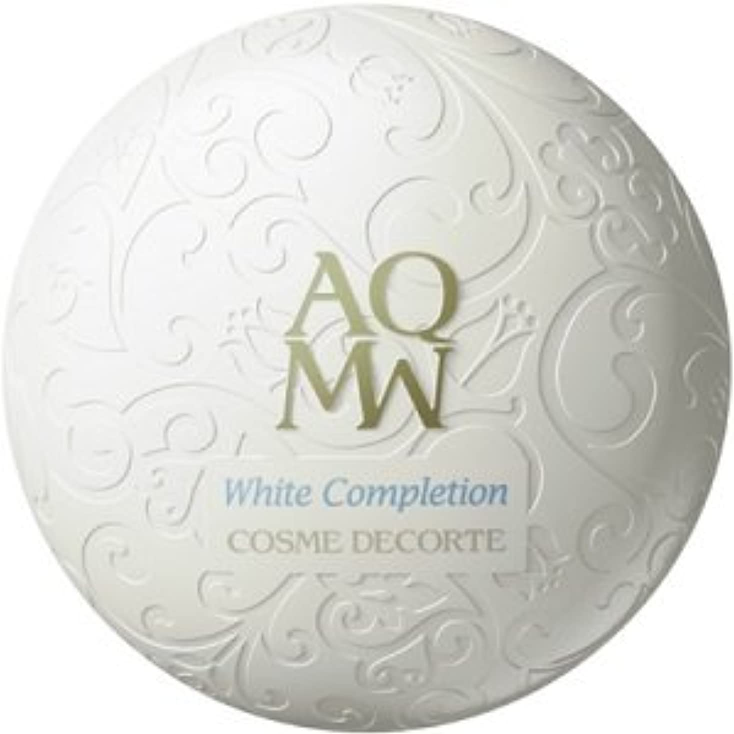 表示三十応用コスメデコルテ AQMW ホワイトコンプリーション 25g