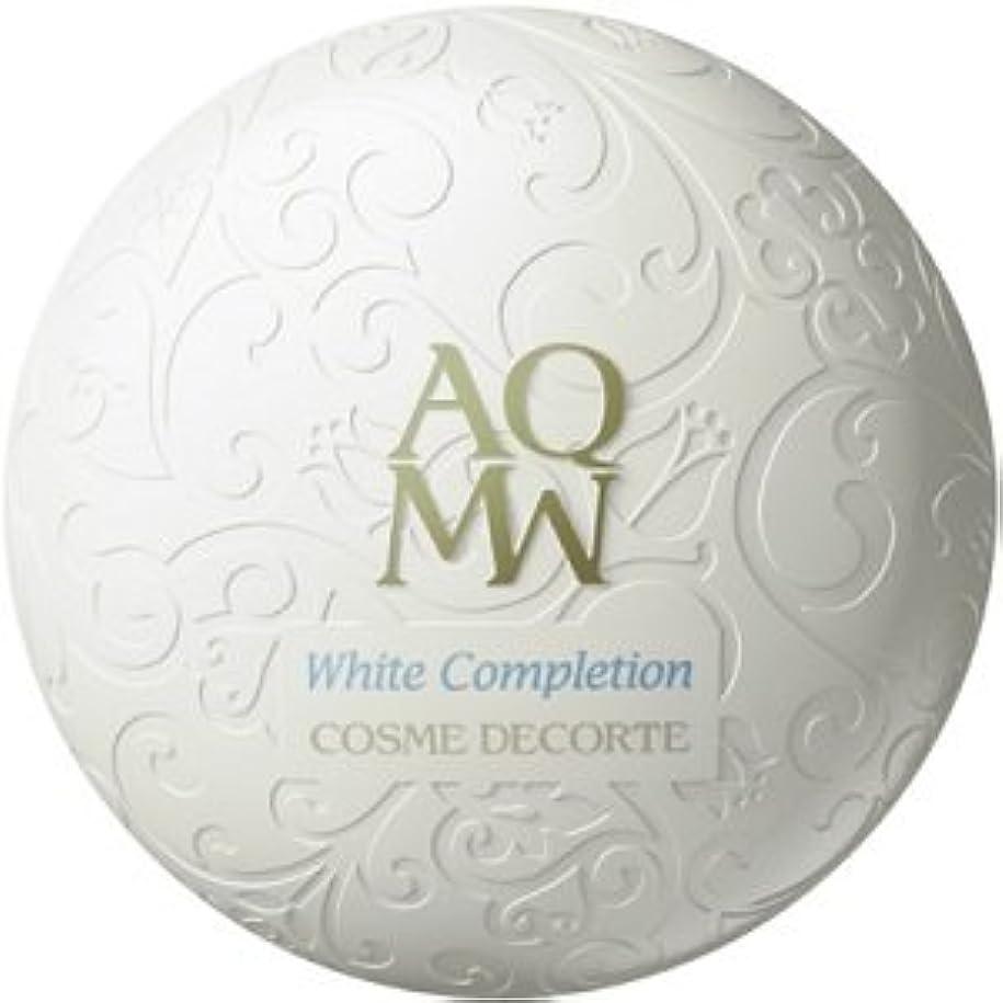 鎖準備した窒素コスメデコルテ AQMW ホワイトコンプリーション 25g