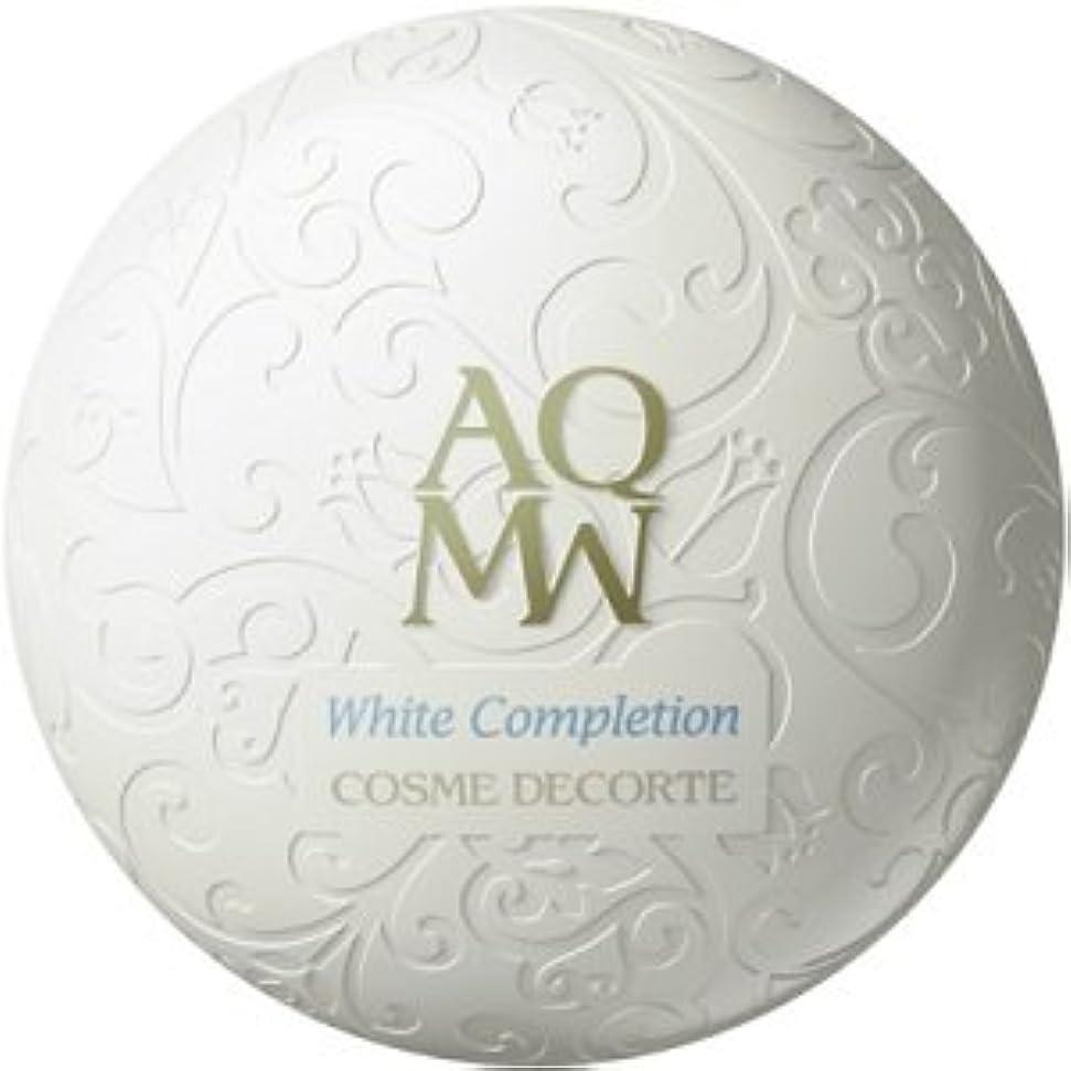 スペイン語とは異なり血色の良いコスメデコルテ AQMW ホワイトコンプリーション 25g