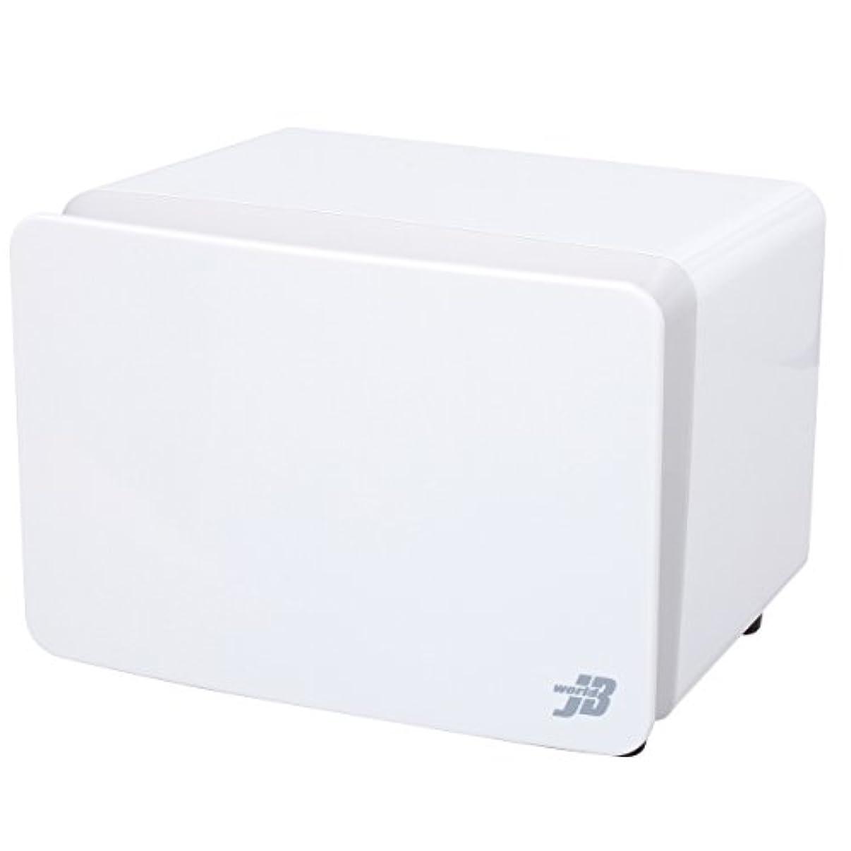 エステートあそこ暗いタオルウォーマー KRS-WM8 (前開き) ホワイト 8L 高さ25×幅33×奥行27cm [ タオル蒸し器 おしぼり蒸し器 タオルスチーマー ホットボックス タオル おしぼり ウォーマー スチーマー 小型 業務用 保温器 ]