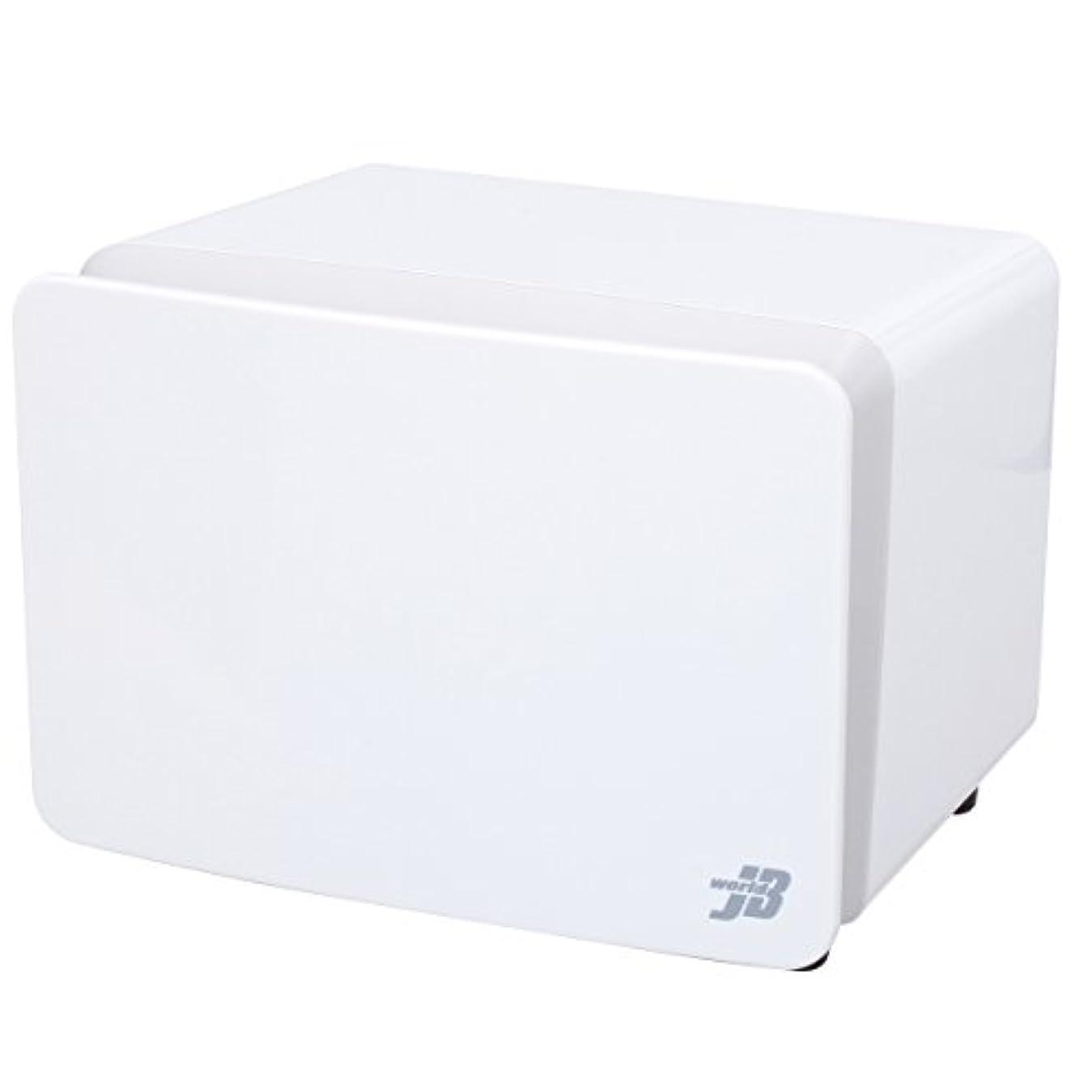 アミューズ計算可能認証タオルウォーマー KRS-WM8 (前開き) ホワイト 8L 高さ25×幅33×奥行27cm [ タオル蒸し器 おしぼり蒸し器 タオルスチーマー ホットボックス タオル おしぼり ウォーマー スチーマー 小型 業務用 保温器 ]