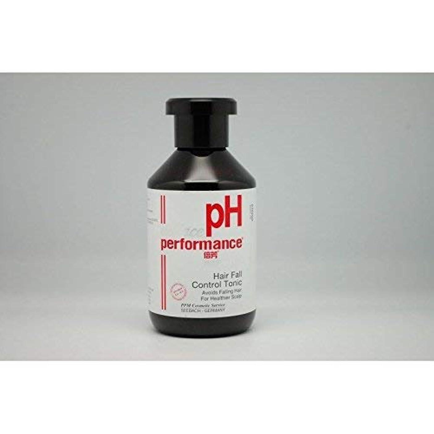 栄光氏平方AUDACE パフォーマンス制御育毛剤250ミリリットルのMCのpH値