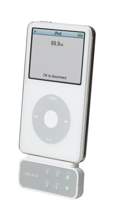 重くする請求可能ドナーBelkin Components TuneFM for iPod 5G FM Transmitter(White) F8Z075QE