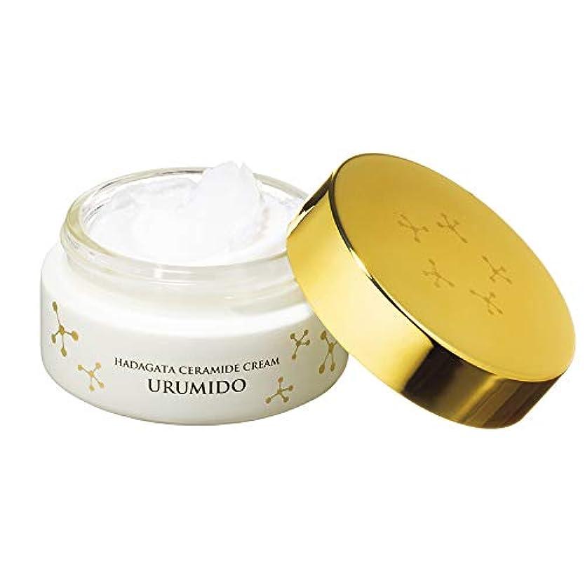 化粧石鹸バックグラウンド通販生活の潤みど 潤いとハリを保つ「肌型セラミド®」を5種類も配合した保湿クリームの傑作 全成分天然原料