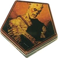 Rotten Man 5 Sided Tin Vault by Brom