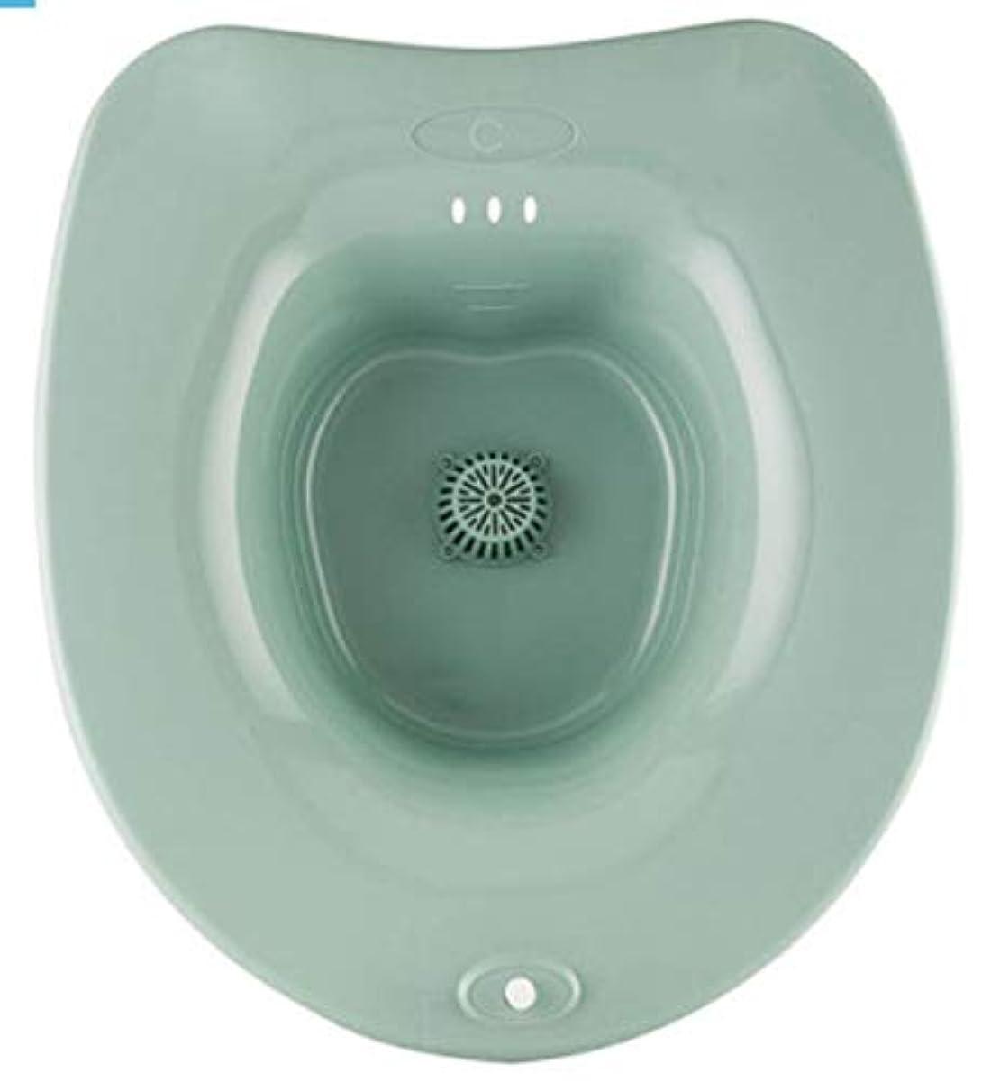 ソーシャル航空便研磨剤医師から座浴をお勧められた時、コードレス自動バブルお尻の座浴器、子宮健康、痔の悩み清潔、、、