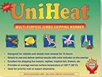 72-hour Uniheat Heat Pack for Shipping Plants, Live Insects, Reptiles, Tropical Fish by uniheat