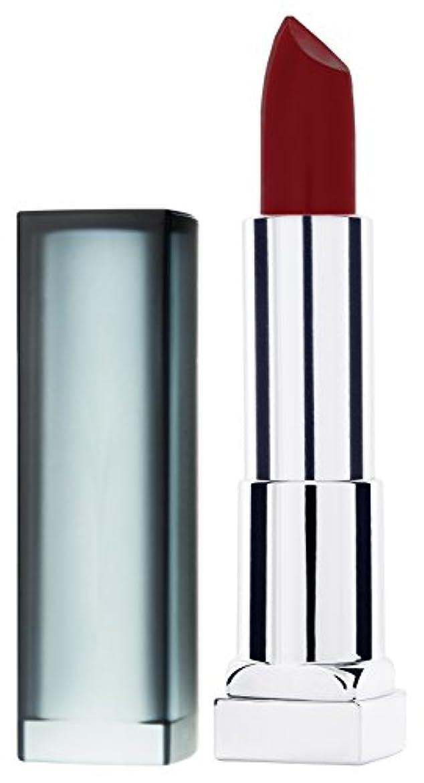 パワー静的闘争Lippenstift Color Sensational Creamy Mattes