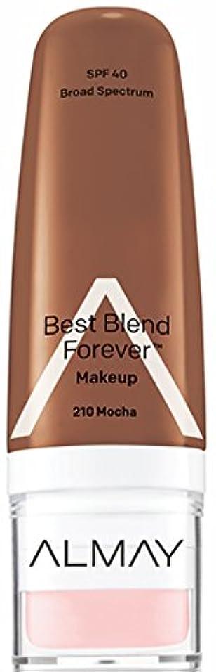 愛国的なペインギリックかなりAlmay Best Blend Forever, 210 Mocha, 30 ml