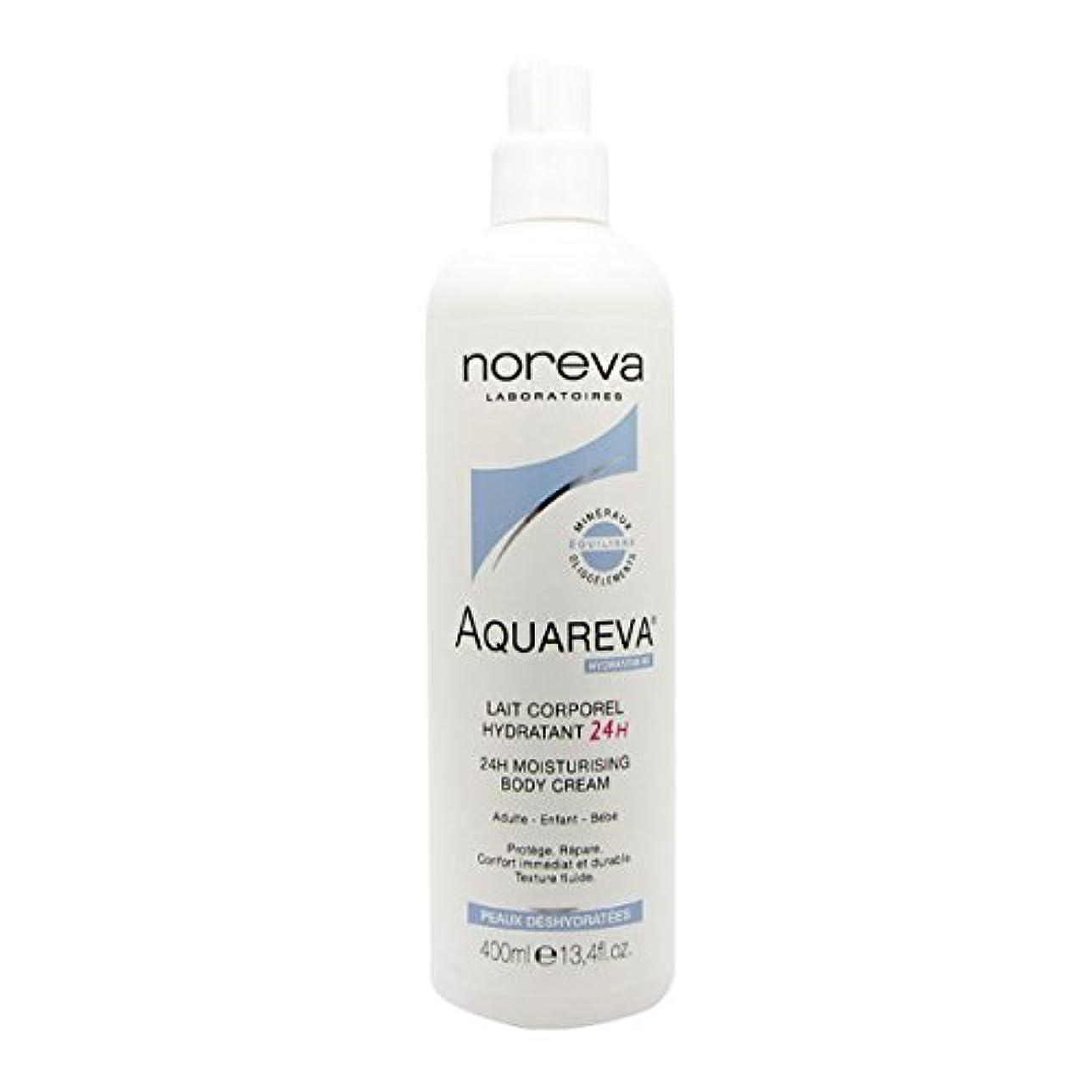フェロー諸島イースターぼろNoreva Aquareva Hydrating Body Milk 400ml [並行輸入品]
