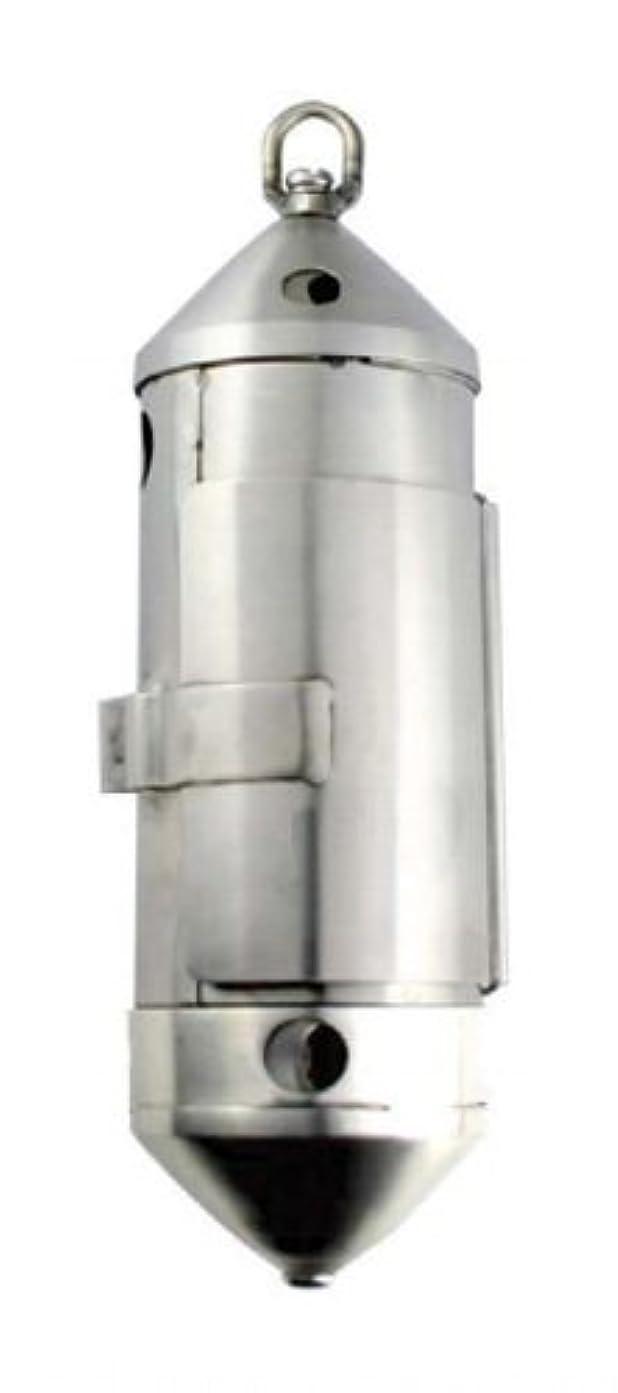 リース影響を受けやすいです果てしないフジワラ(FUJIWARA) コマセ管II L-100号 ステンカラー