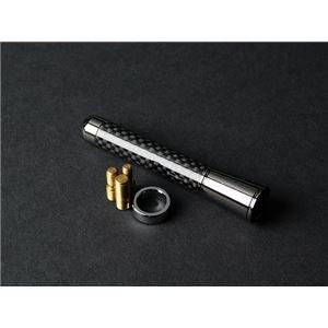 ブラックカーボン製ショートアンテナ 79mm ラグレイト ラファーガ [簡易パッケージ品]