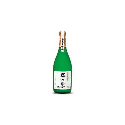 上撰 神聖 松の翆 純米大吟醸720ml 山本本家(京都)