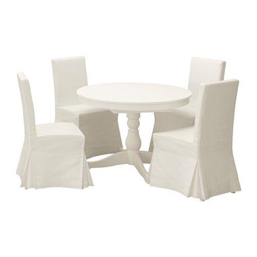 ヘンリクスダール テーブル&チェア4脚