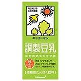 キッコーマン 調製豆乳 1000ml紙パック×12(6×2)本入