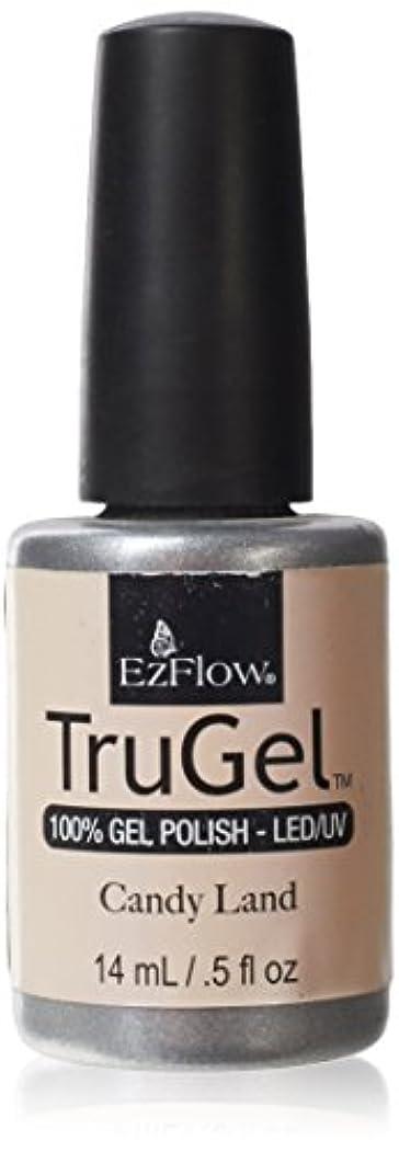 姉妹教える裸EzFlow トゥルージェル カラージェル EZ-42448 キャンディーランド 14ml