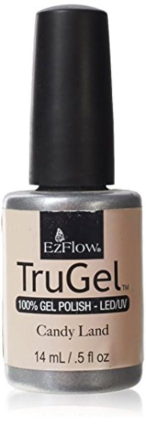 満たすを必要としています簡単にEzFlow トゥルージェル カラージェル EZ-42448 キャンディーランド 14ml