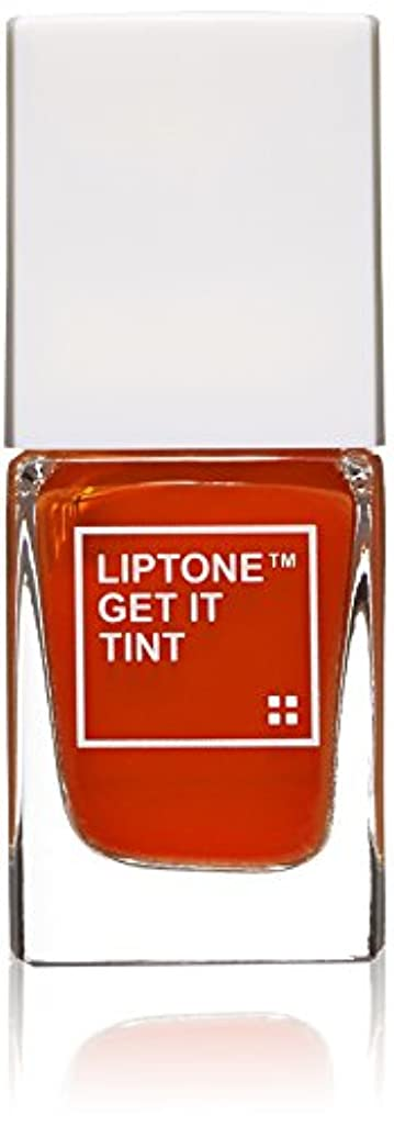 偶然終わらせる問い合わせTONYMOLY LipTone Get It Tint - 03 Play Orange (並行輸入品)