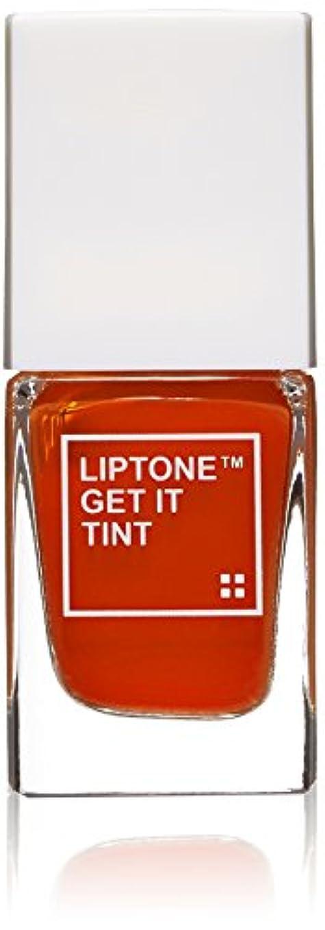 パンチ変な紫のTONYMOLY LipTone Get It Tint - 03 Play Orange (並行輸入品)