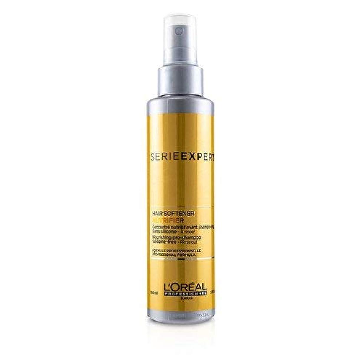 到着するゲージ説明するロレアル Professionnel Serie Expert - Nutrifier Hair Softener Nourishing Silcone-Free Pre-Shampoo 150ml/5.1oz並行輸入品
