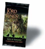 Lord of the Rings Card Game Ents of Fangorn Booster Pack