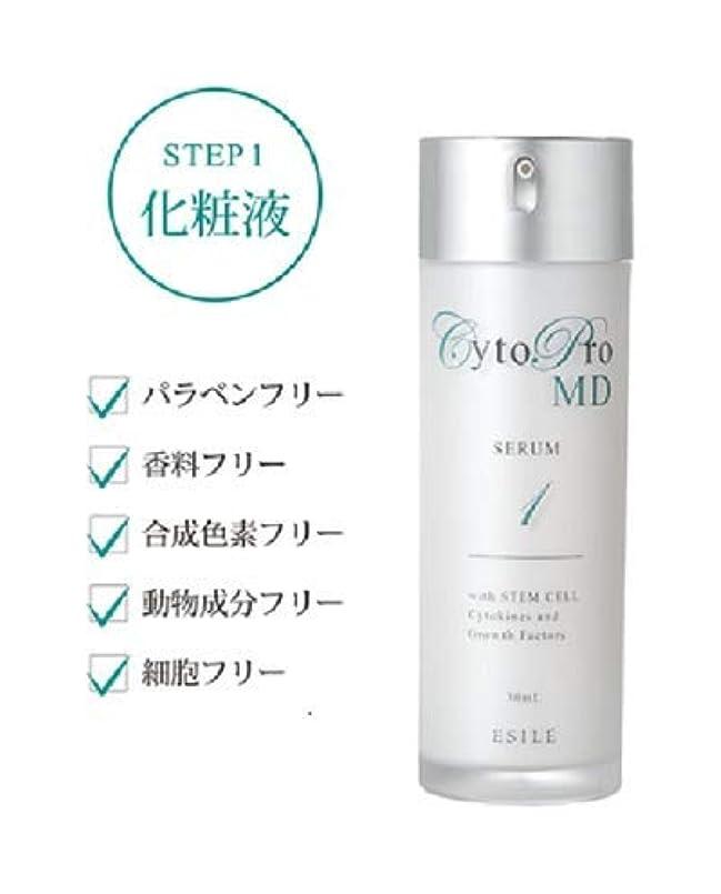 発動機手順混合サイトプロMDセラム 30ml【ヒト骨髄幹細胞化粧水】